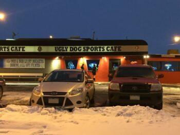 Ugly Dog Sports Cafe Denver