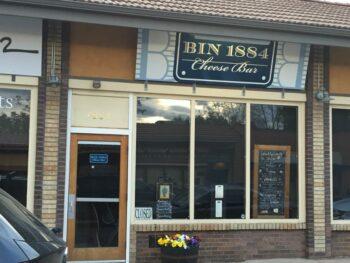 Bin 1884 Cheese Bar Denver
