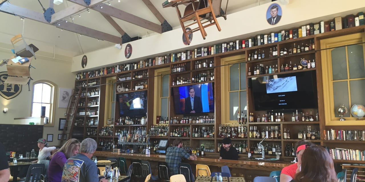 School House Kitchen Libations Arvada Bar