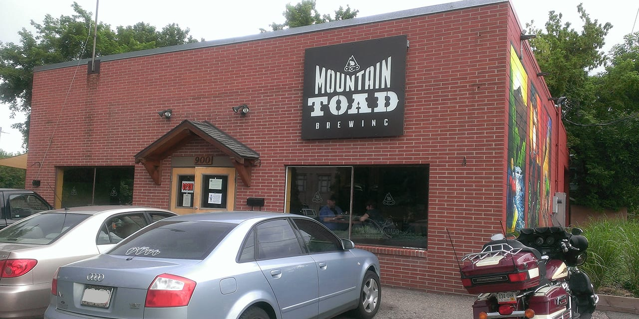 Mountain Toad Brewing Golden