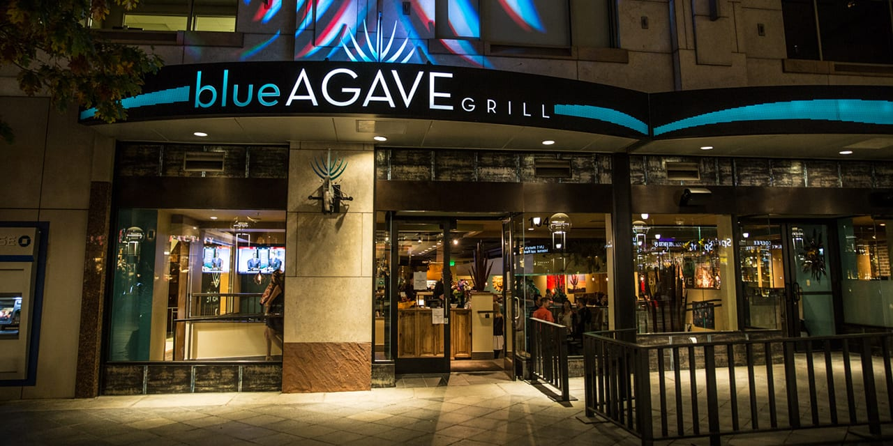 Blue Agave Grill Specials Downtown Denver Happy Hours
