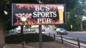 BC's Sports Pub Lakewood CO