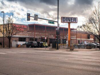 Punch Bowl Social Diner Denver