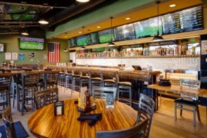 Growler USA Sloan's Lake Denver Interior Bar