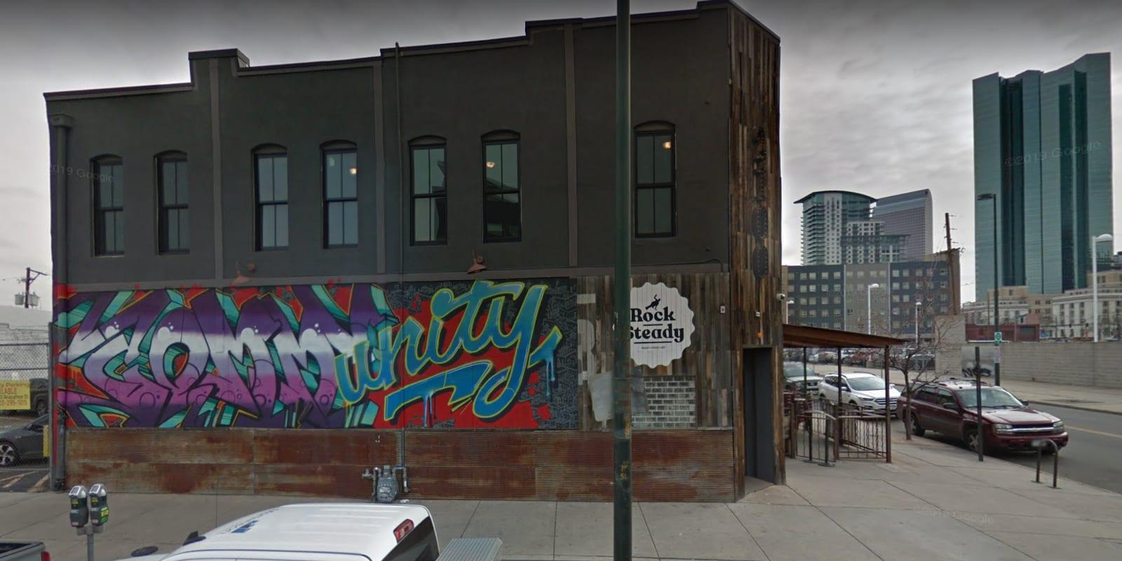 Rock Steady Bar Denver CO
