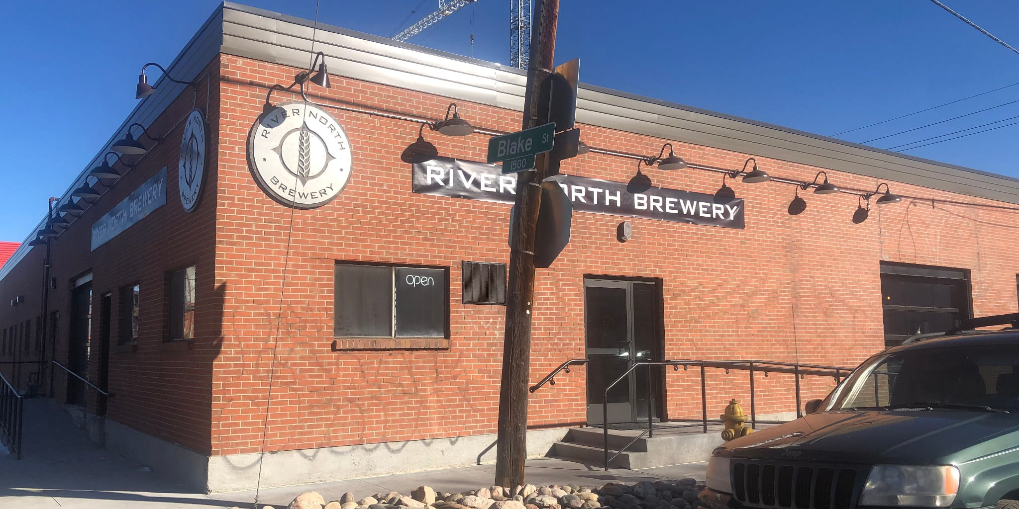 River North Brewery Denver