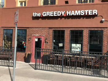 The Greedy Hamster Downtown Denver