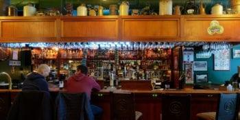Nallen's Irish Pub LoDo Denver CO Interior Bar