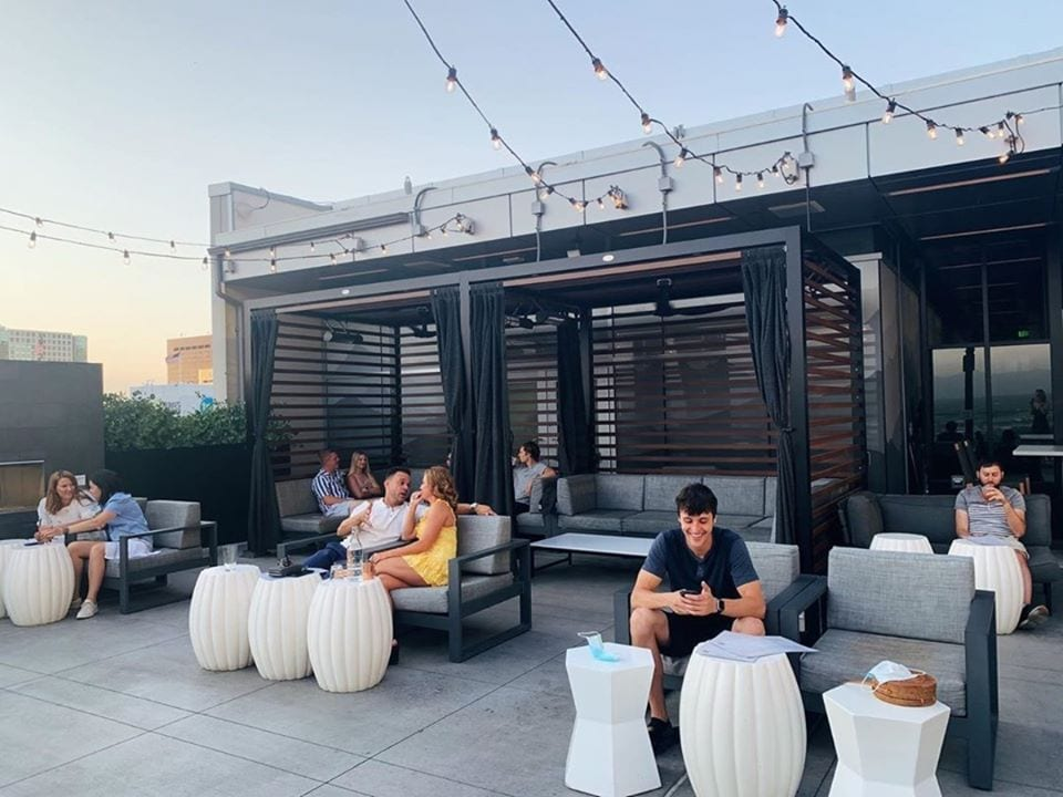 54thirty rooftop bar