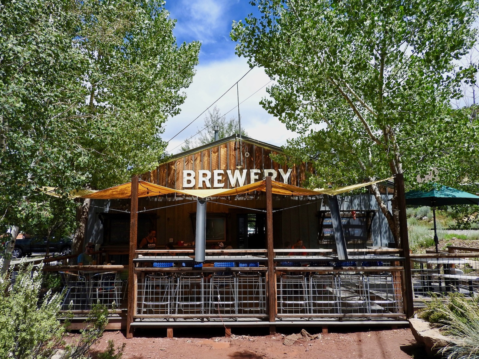 Animas Brewery Durango Colorado