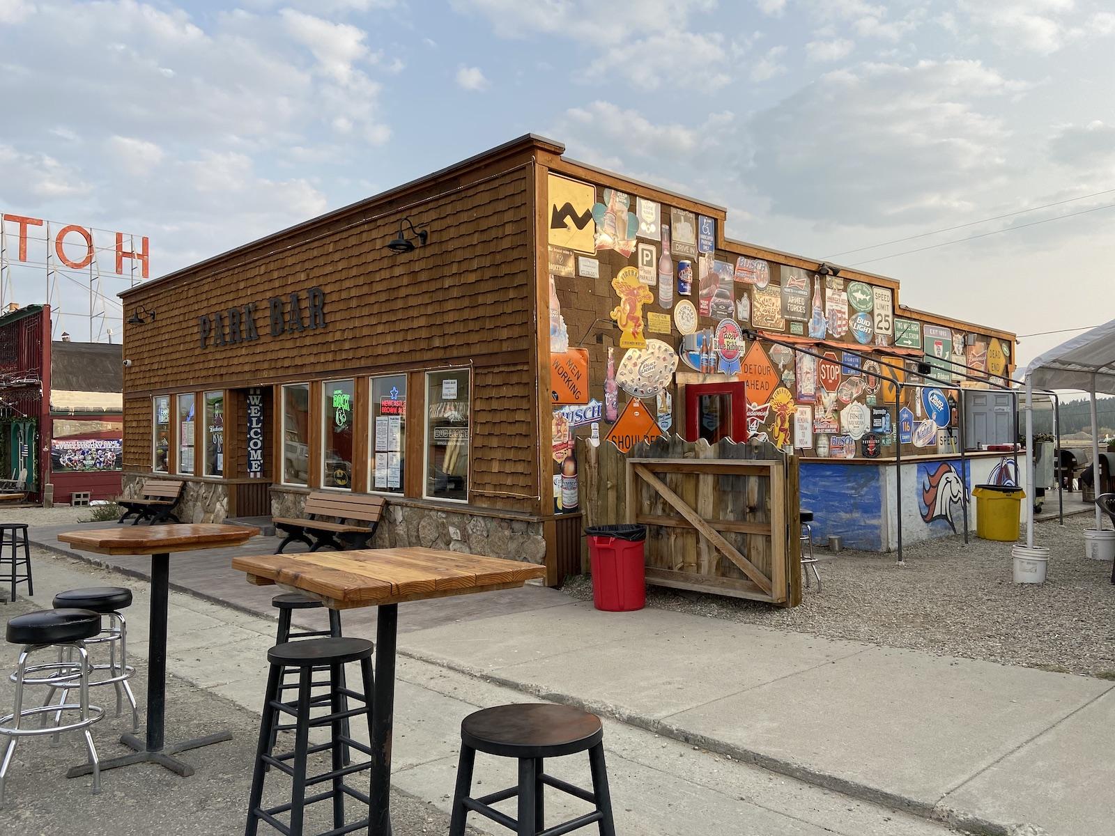Park Bar Fairplay Colorado