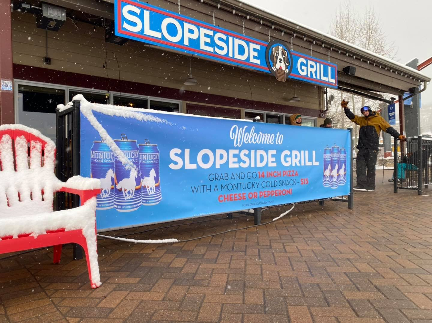 image of slopeside grill