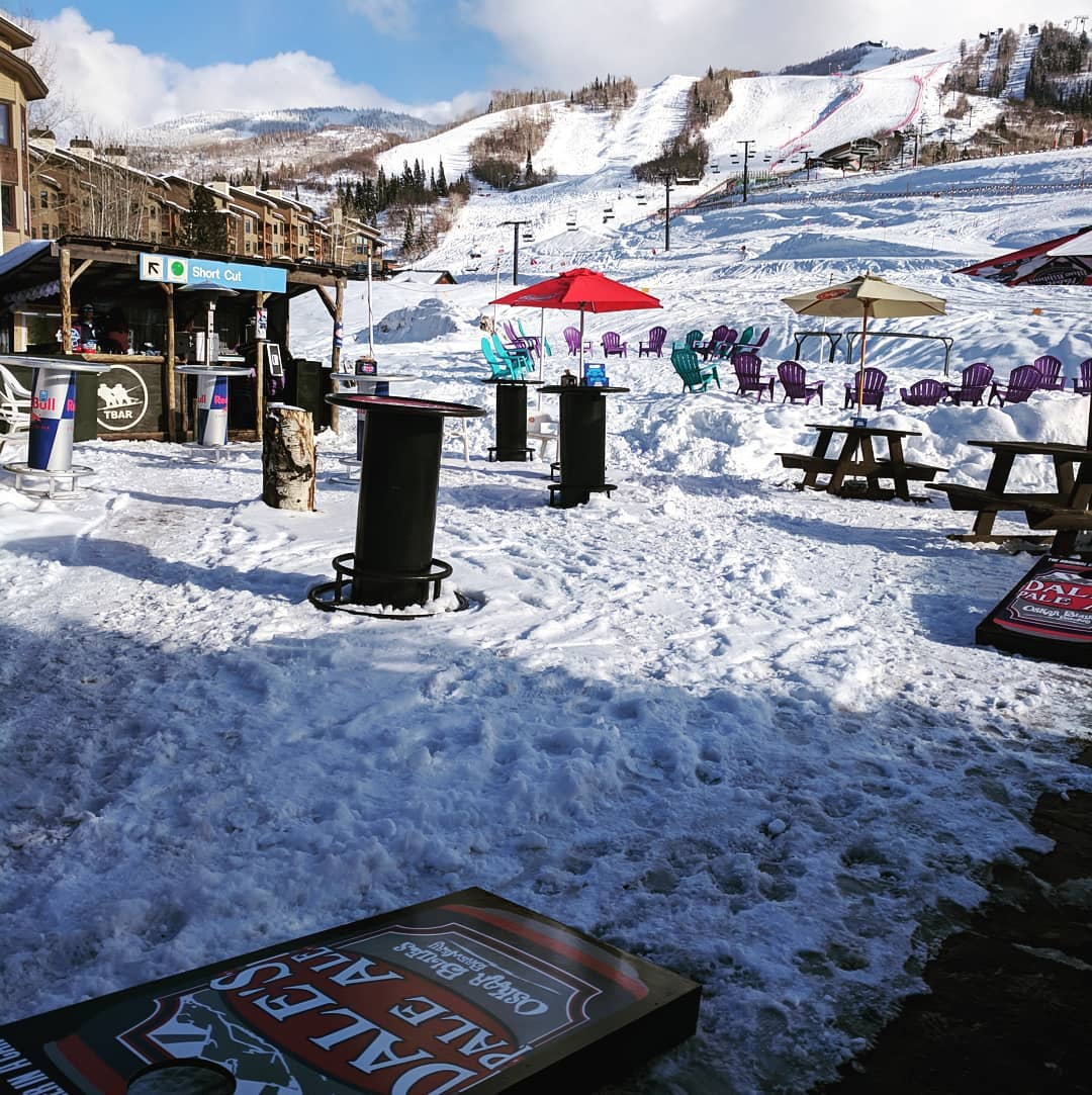 image of t bar steamboat springs