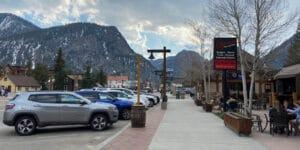 Frisco Colorado Main Street Bars