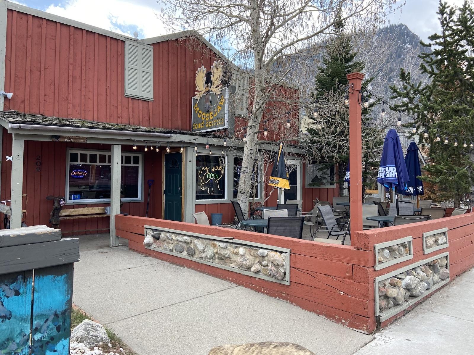 Moosejaw Bar Frisco Colorado