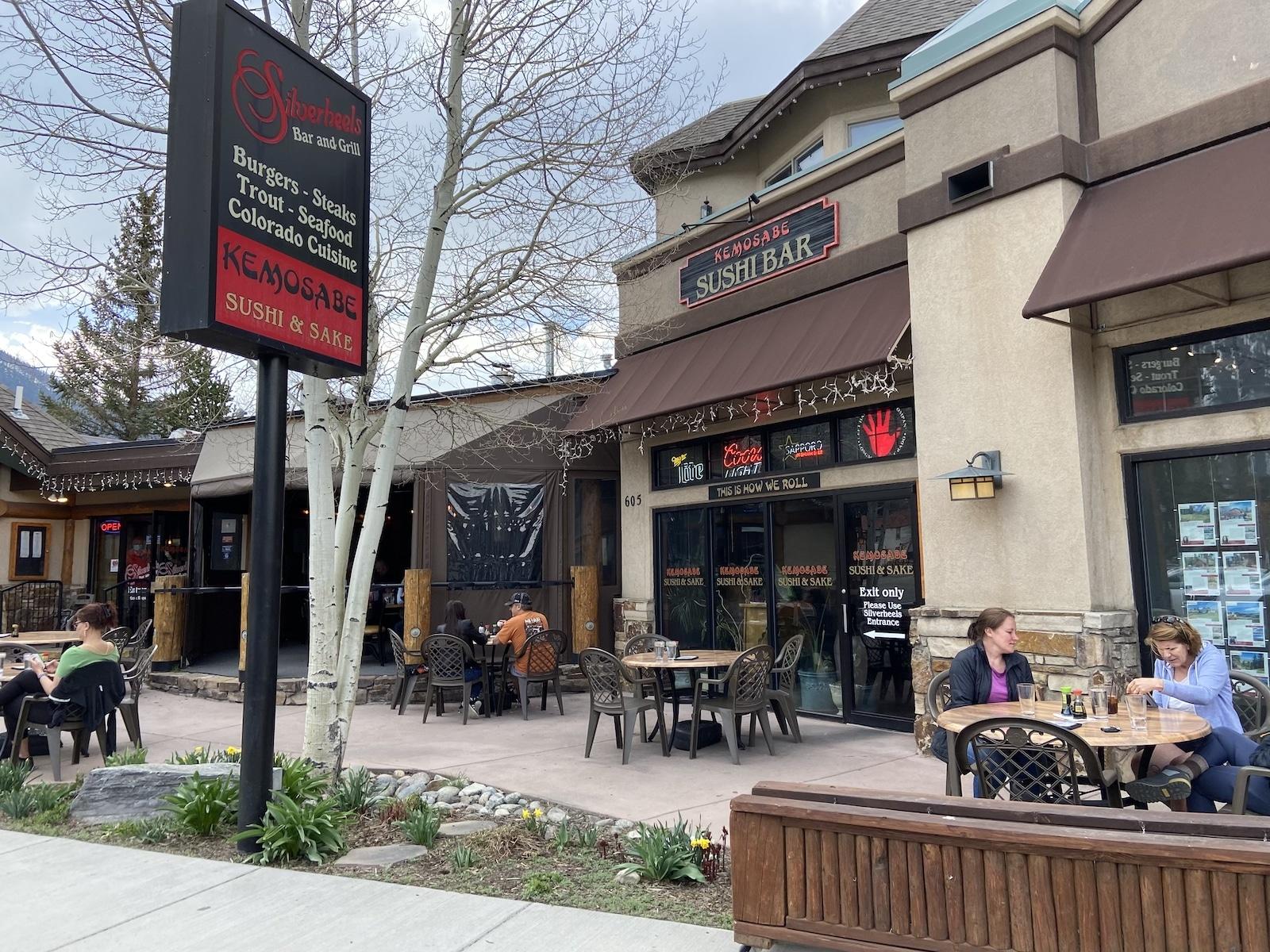 Silverheels Bar & Grill Frisco CO