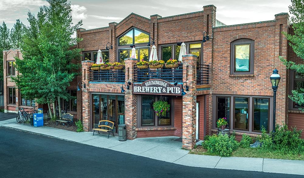 image of breckenridge brewery
