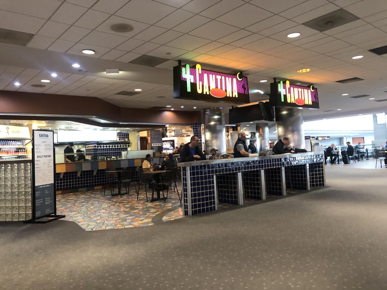 Cantina Grill Denver Airport