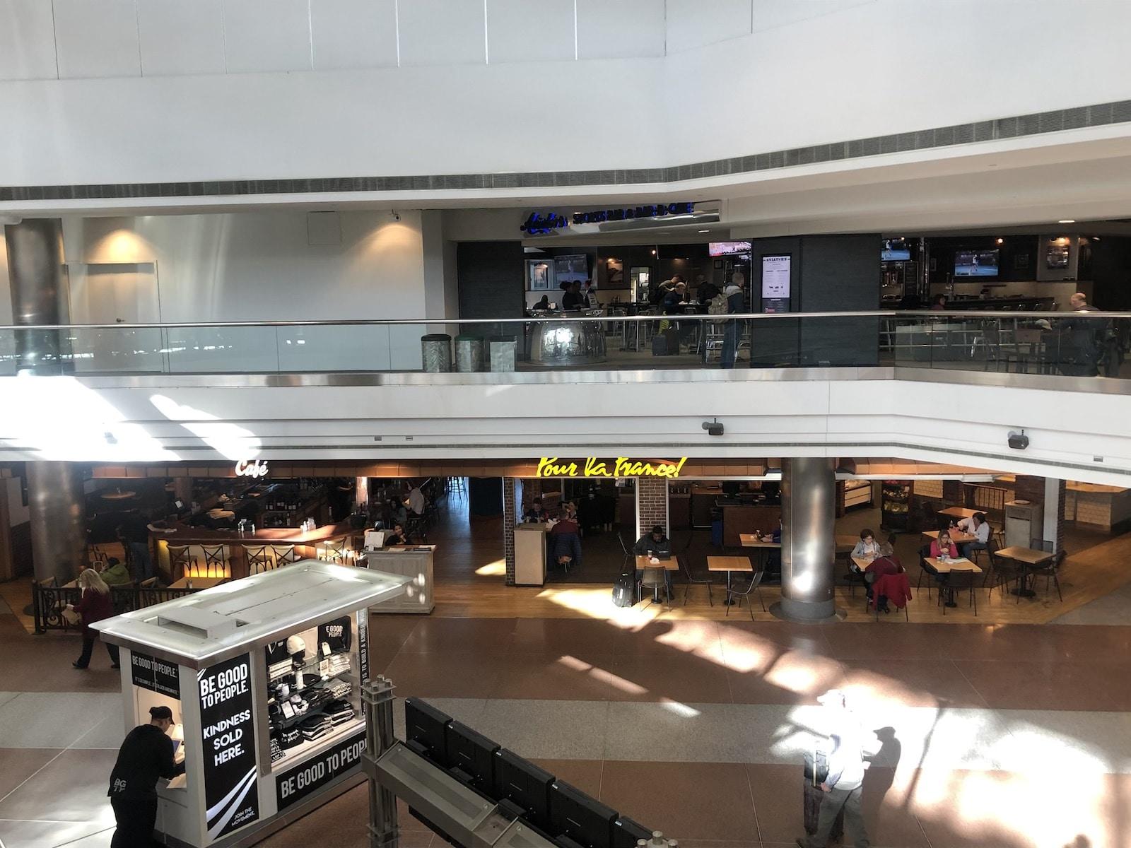 Pour La France Denver Airport