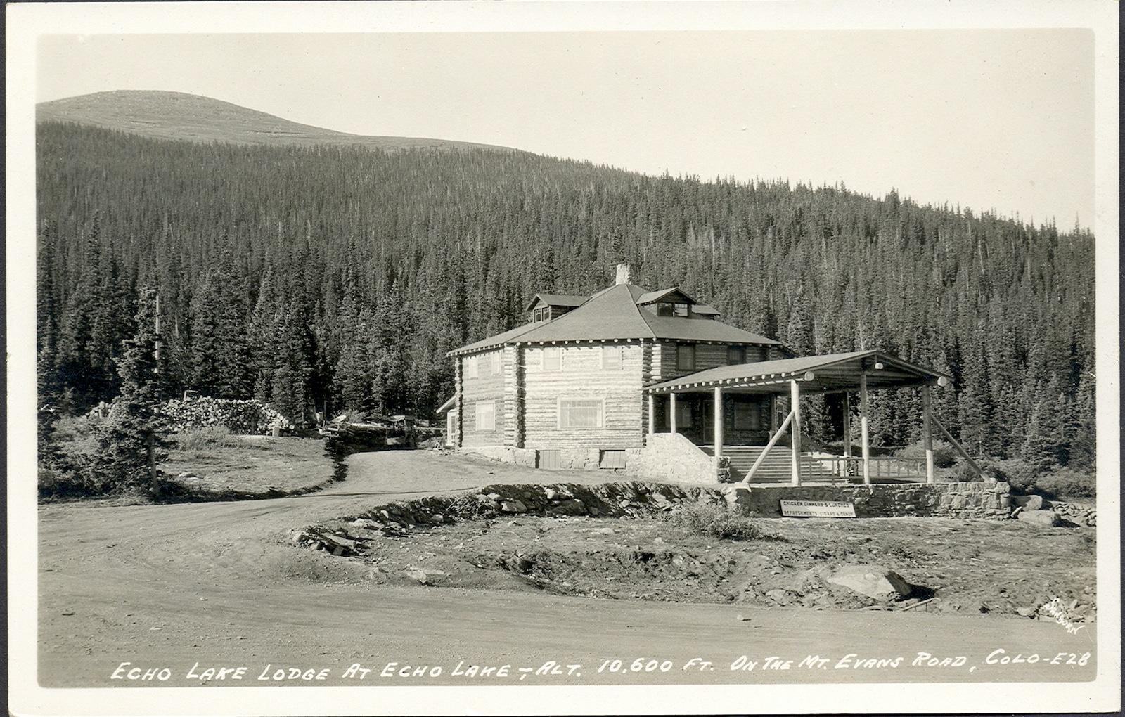 Echo Lake Lodge Idaho Springs CO