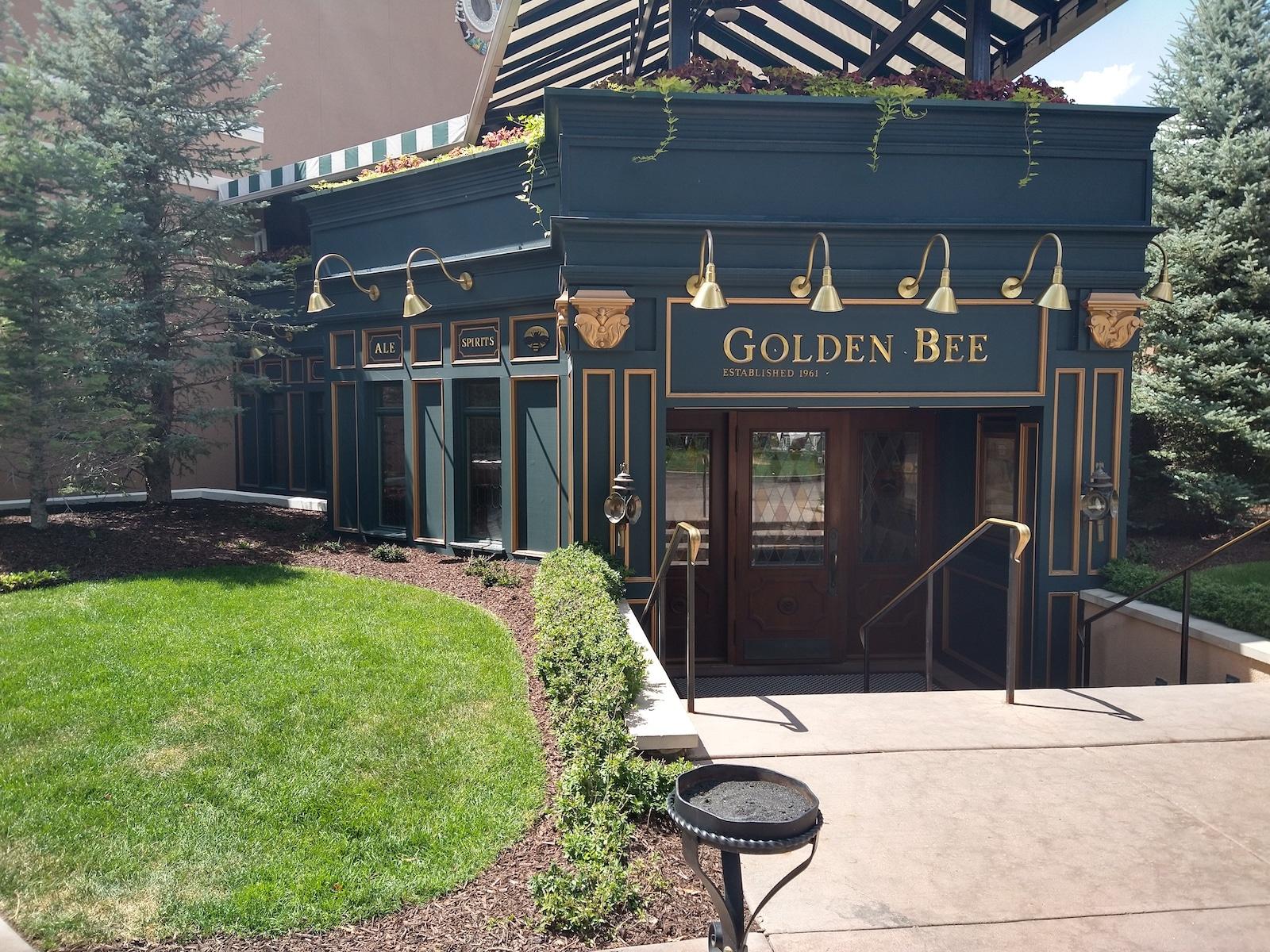 Golden Bee Bar Colorado Springs
