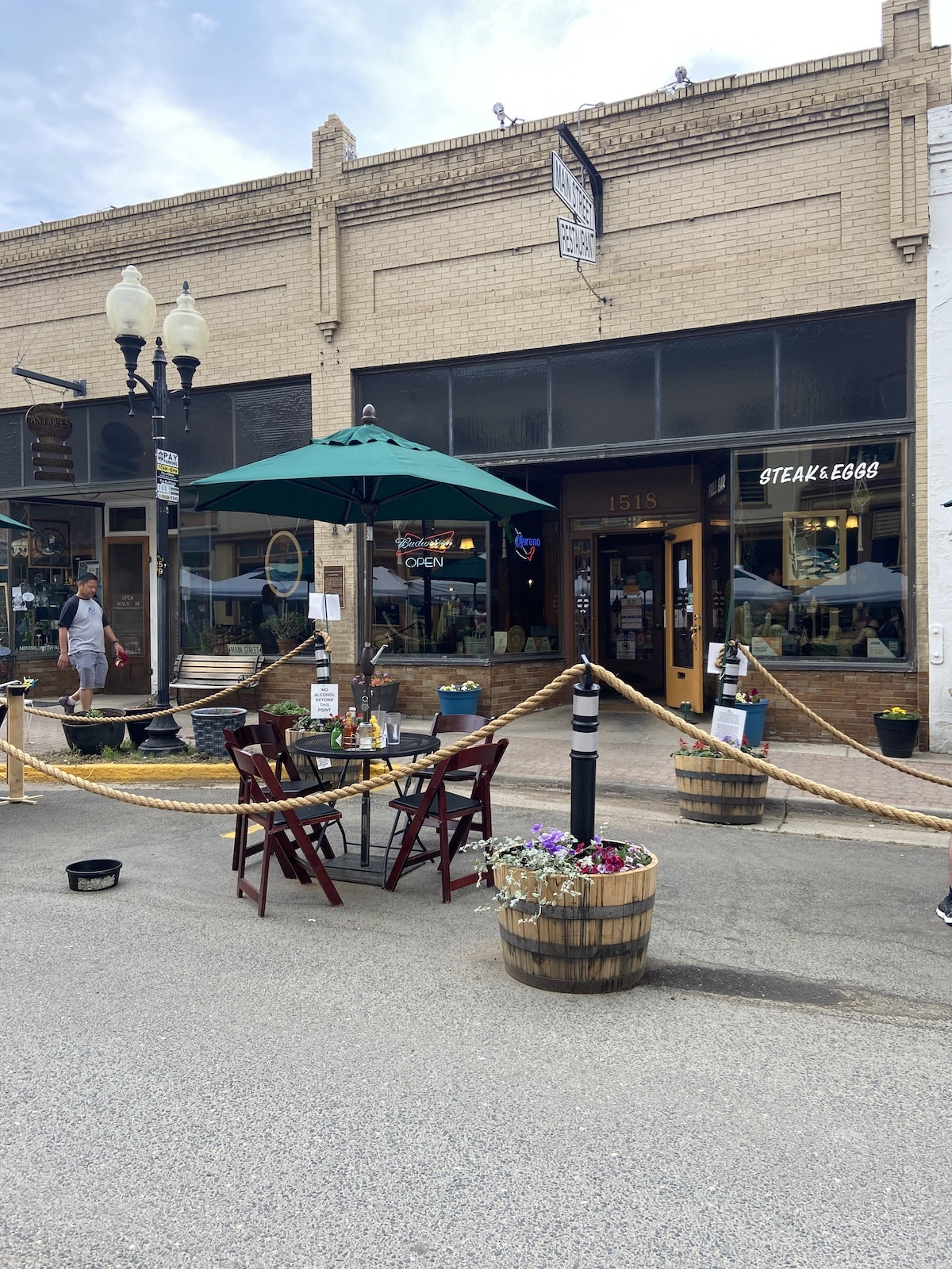 Main Street Restaurant Idaho Springs