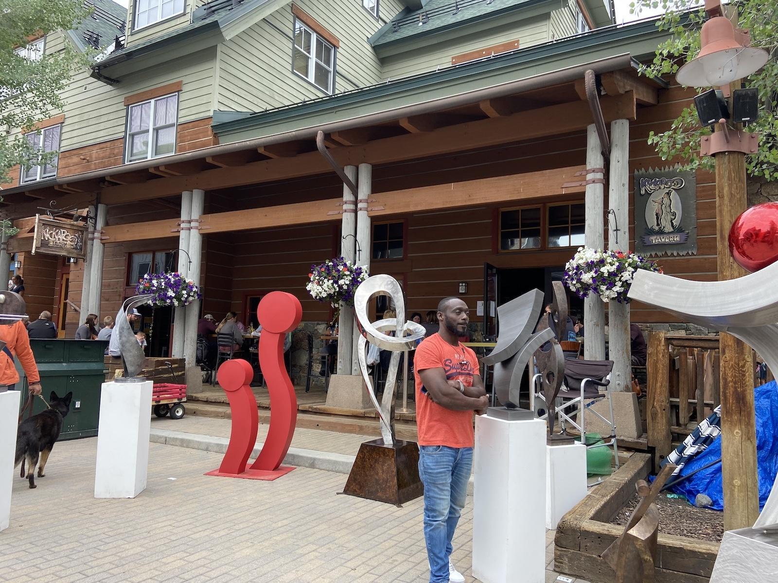 Kickapoo Tavern Keystone CO
